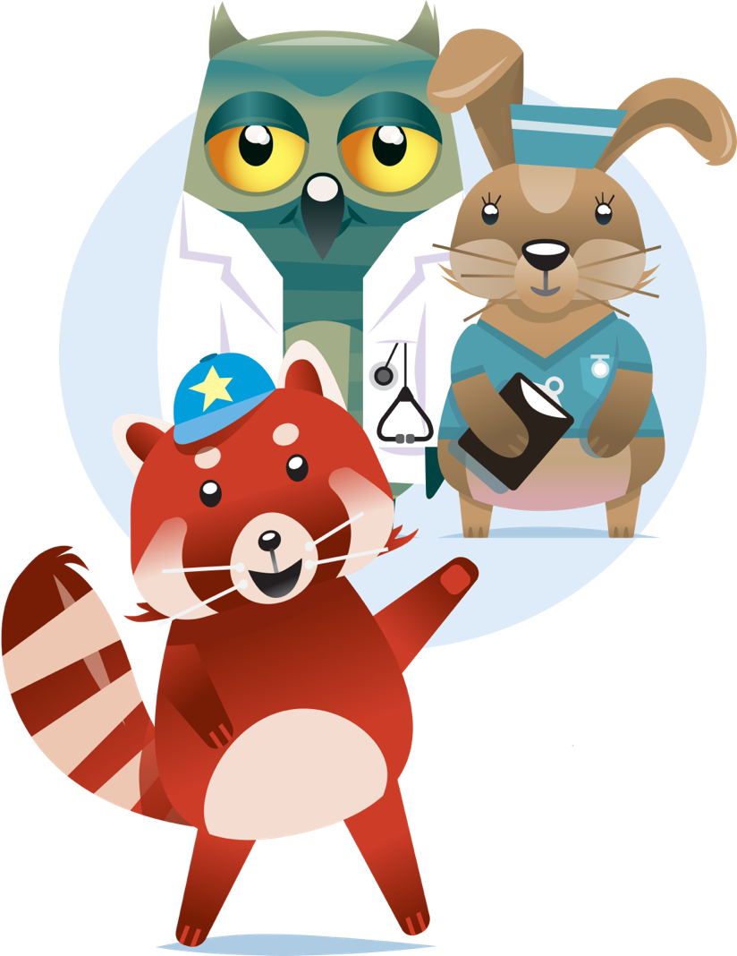 Learn more about antibody therapy with Skivolo, a young red panda with high-risk neuroblastoma